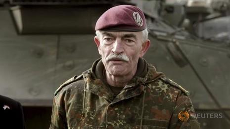 NATO tổ chức tập trận lớn nhất 10 năm qua - ảnh 1