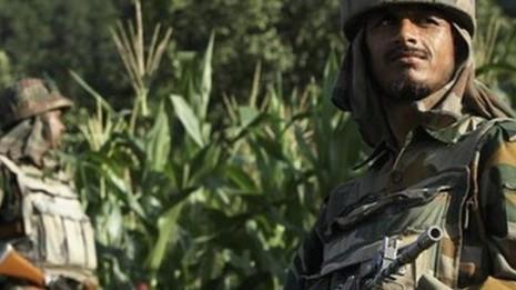 Pakistan bắn hạ máy bay do thám Ấn Độ gần biên giới  - ảnh 1