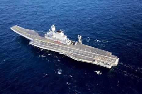 Ấn Độ mua 200 tàu chiến, giữ 'sân nhà' trước Trung Quốc - ảnh 1