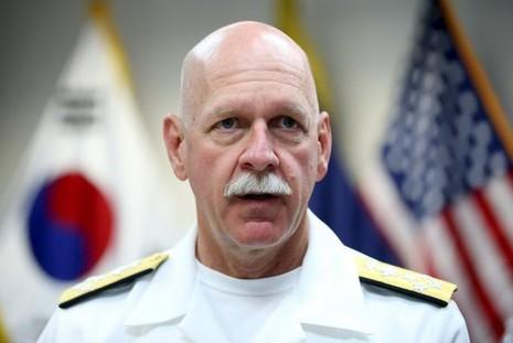 Đô đốc Mỹ nói gì sau khi bay giám sát biển Đông? - ảnh 1