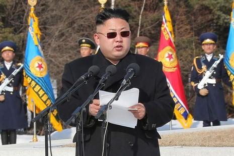 Đại học Anh sắp mở khóa học chuyên ngành … Kim Jong-un - ảnh 1