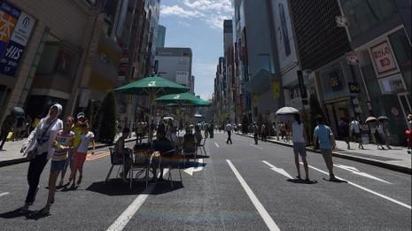 Nhật nắng nóng kinh hoàng, hơn 6000 người nhập viện  - ảnh 2