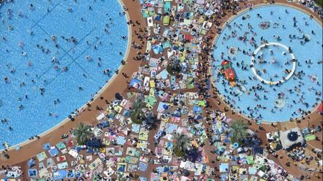 Nhật nắng nóng kinh hoàng, hơn 6000 người nhập viện  - ảnh 4