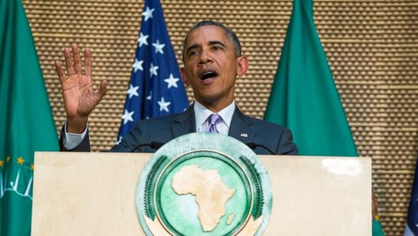 Tổng thống Obama tự tin sẽ chiến thắng nếu tái tranh cử - ảnh 1
