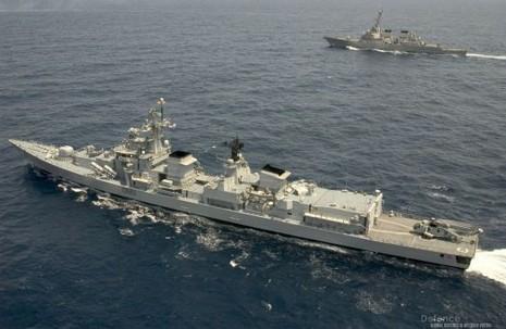 Ấn Độ 'cảnh báo' Trung Quốc bằng dự án hải quân 61 tỉ USD - ảnh 2