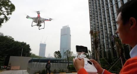 Trung Quốc giảm xuất khẩu phi cơ không người lái  - ảnh 1