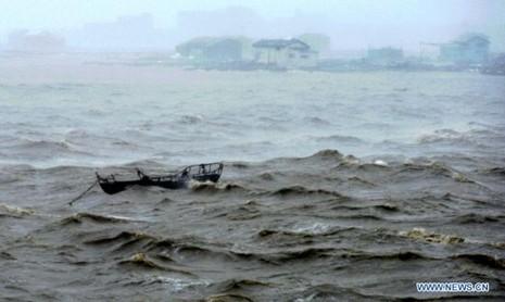 Bão Soudelor tràn vào miền Đông Trung Quốc - ảnh 2