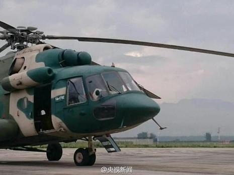 140.000 quân Trung Quốc rầm rộ tập trận ở phía Tây - ảnh 1