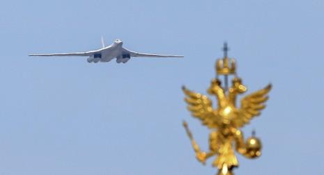 Không quân Nga sắp tiếp nhận máy bay ném bom Tu-160  - ảnh 1