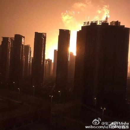 Lính cứu hỏa Trung Quốc kinh hoàng kể lại 'hỏa ngục' Thiên Tân - ảnh 1