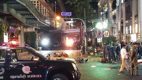 Nổ bom Bangkok: 27 người thiệt mạng, Bộ Quốc phòng Thái Lan lên tiếng - ảnh 7
