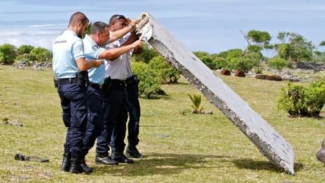 Pháp dừng công tác tìm kiếm mảnh vỡ MH370 - ảnh 2