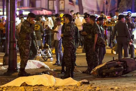 Vụ đánh bom Bangkok 'không liên quan' nhóm Hồi giáo ly khai - ảnh 1