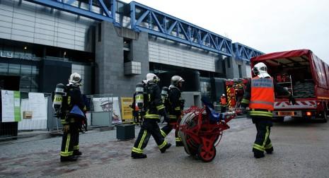 Cháy lớn tại bảo tàng lớn nhất châu Âu - ảnh 1