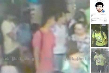 Thái Lan truy tìm thêm 2 nghi phạm vụ đánh bom Bangkok - ảnh 1