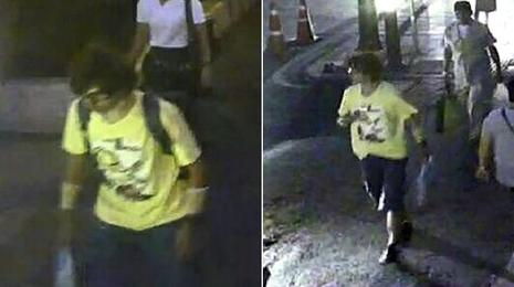 Nhân chứng báo nghi phạm đánh bom Thái Lan là người nước ngoài - ảnh 1