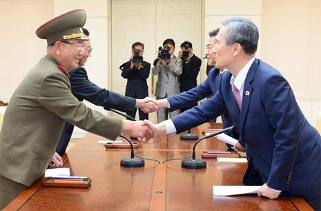 'Đàm phán liên Triều là bài học đắt giá cho Hàn Quốc' - ảnh 1