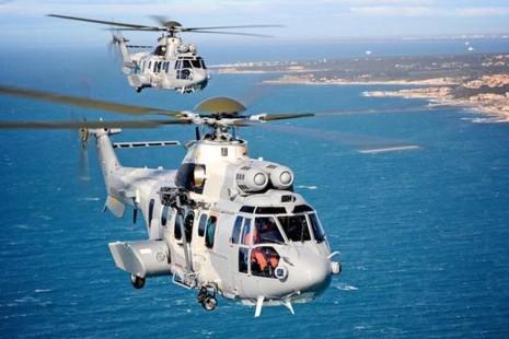 Không quân Hoàng gia Thái Lan nhận 4 trực thăng EC725 - ảnh 1