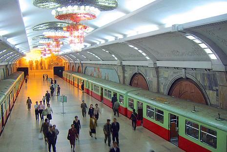 Trung Quốc mở đường sắt cao tốc tới biên giới Triều Tiên - ảnh 1