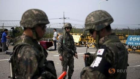 Hàn Quốc và Triều Tiên lại tranh cãi sau thỏa thuận - ảnh 1