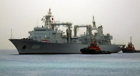 Tàu chiến Trung Quốc đang 'nhòm ngó' Bắc Cực? - ảnh 2