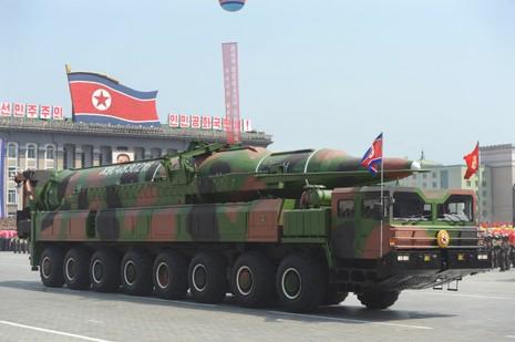 Triều Tiên lên lịch phóng tên lửa tầm xa - ảnh 1