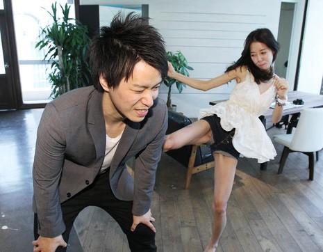 Những dịch vụ 'quái chiêu' giúp phấn chấn ở Nhật Bản - ảnh 1