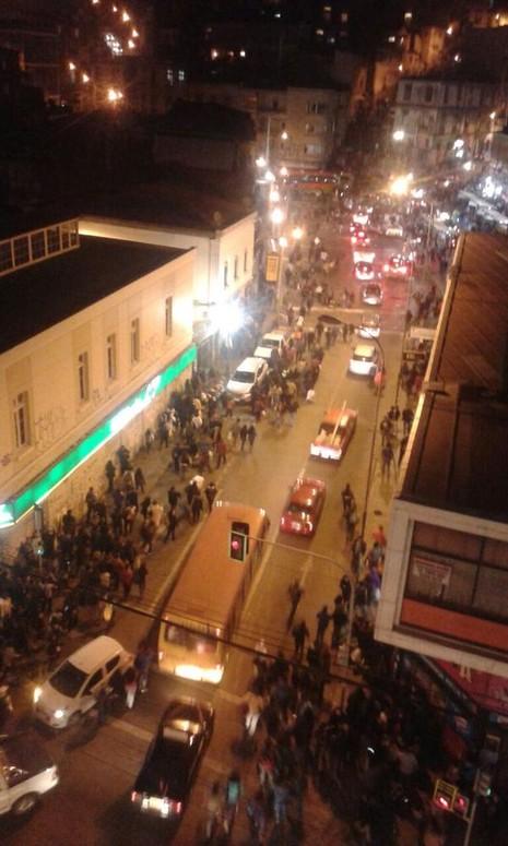 Động đất rung chuyển Chile, phát cảnh báo sóng thần - ảnh 2
