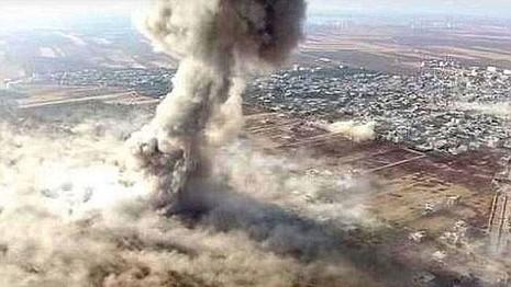 Khủng bố 'khóc lóc' trước khi đánh bom tự sát - ảnh 2