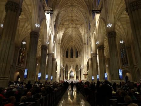 Thành phố New York đón Giáo hoàng như đón tiếp Tổng thống - ảnh 3