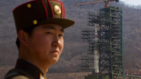 Hé lộ hình ảnh Triều Tiên tái hoạt động thử nghiệm hạt nhân - ảnh 2