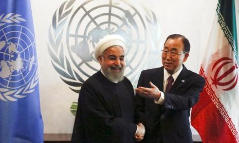 Iran yêu cầu điều tra vụ giẫm đạp tại Mecca trước Liên Hợp Quốc - ảnh 1