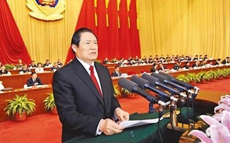 Cựu phó chánh án Tòa án tối cao Trung Quốc bị truy tố tham nhũng - ảnh 2