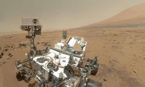 NASA bất ngờ công bố có nước chảy trên Sao Hỏa - ảnh 1