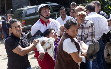 Lở đất ở Guatemala, hàng chục người thiệt mạng - ảnh 1
