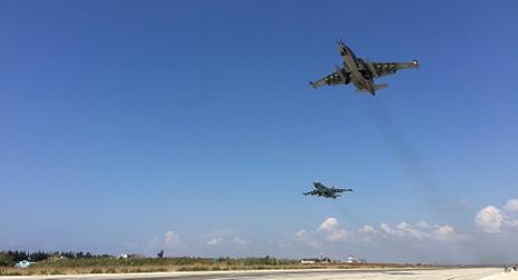 Mỹ, Thổ Nhĩ Kỳ dọa bắn hạ chiến đấu cơ Nga - ảnh 1