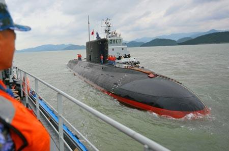 Trung Quốc sẽ chuyển giao công nghệ tàu ngầm cho Pakistan - ảnh 2