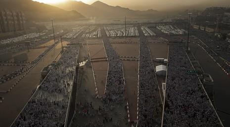 Số người chết do giẫm đạp tại Mecca chính thức 'lập kỷ lục' - ảnh 1