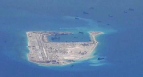 Mỹ-Úc tăng hợp tác biển Đông, Trung Quốc nói 'thêm dầu vào lửa' - ảnh 1