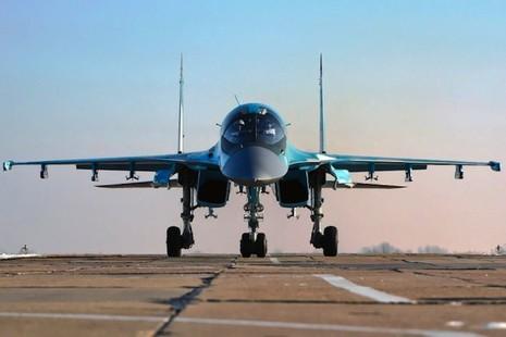 Nga muốn xây căn cứ quân sự liên quân chủng tại Syria - ảnh 1