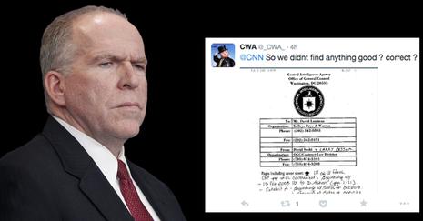 WikiLeaks công bố tài liệu của giám đốc CIA - ảnh 2