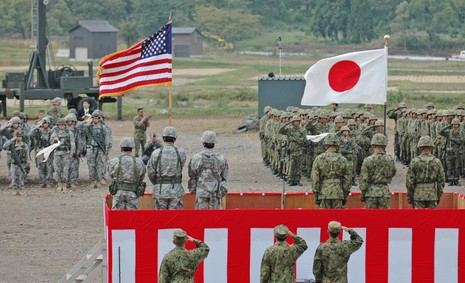 Tokyo cắt giảm ngân sách hỗ trợ cho quân Mỹ tại Nhật - ảnh 1
