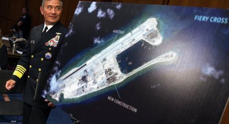 Lầu Năm Góc chỉ trích Nhà Trắng tuần tra biển Đông quá chậm - ảnh 1