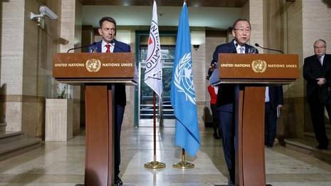 Liên Hiệp Quốc 'phê bình' lãnh đạo thế giới yếu kém - ảnh 1