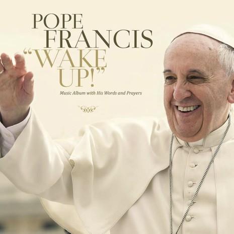 Giáo hoàng sắp phát hành album nhạc rock - ảnh 1
