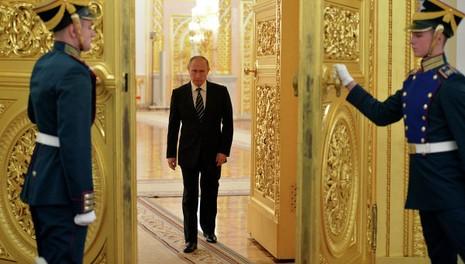 Putin là người quyền lực nhất thế giới năm 2015 - ảnh 2