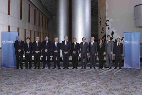 Thành viên TPP sẽ đứng ngoài 'chiến tranh tiền tệ' - ảnh 1