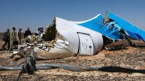 Nhiều quan chức Nga tin thảm họa A321 là do đánh bom - ảnh 1