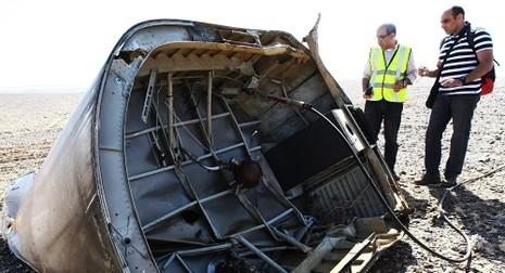 Ai Cập chấp nhận cùng Mỹ điều tra thảm họa máy bay A321 - ảnh 1