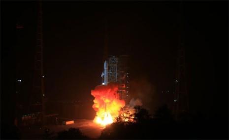 Nhật Bản phóng tàu vũ trụ không người lái lên Mặt trăng - ảnh 1